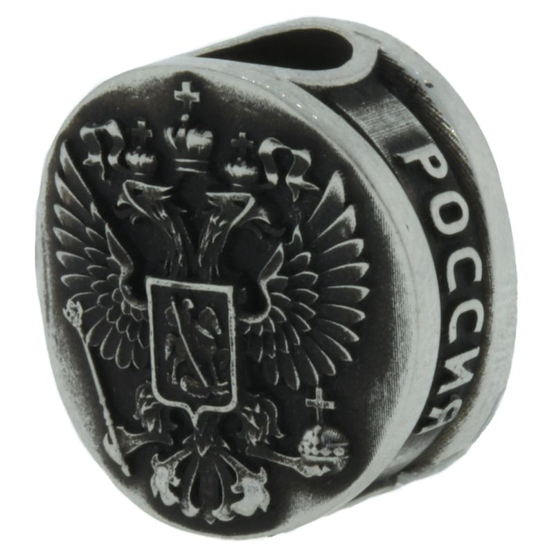 Coat of Arms Bead By Gagarin's Workshop